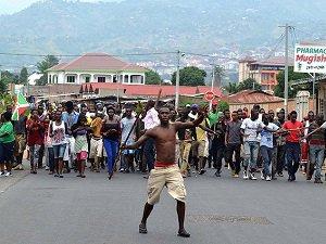 Burundi'de Boykot Çağrısı
