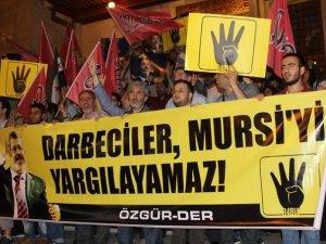 İstanbul'da Sisi Cuntasının İdam Kararları Protesto Edildi