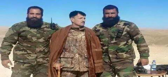 Esed'in Elit Komutanına Darbe