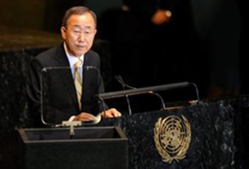 BM Genel Sekreteri Ban Ki-mun Mayın İddialarından Endişeli