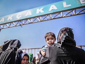 Suriyeli Muhacirler: PYD Bizi Sürgün Etti