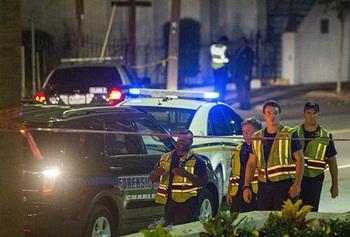 """Kilise Saldırganı """"Nefret Suçu""""yla Yargılanacak"""