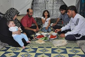 Suriyeli Muhacirlerin Buruk Sahuru