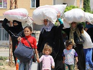 YPG, Tel Abyad'a Dönüşlere İzin Vermiyor