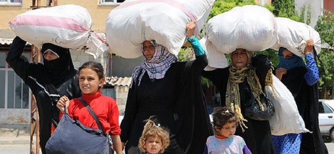 PYD Tel Abyad'a Geçişi Engelliyor