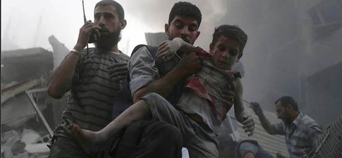 Esed, Suriye'de 2 Günde 177 Kişiyi Katletti! (FOTO-VİDEO)