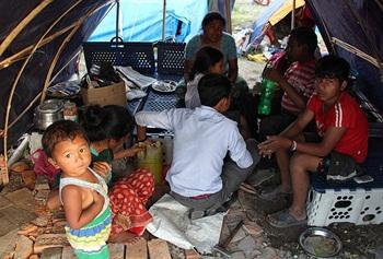 Nepal, Deprem Sonrası Ekonomik Sıkıntı Yaşıyor