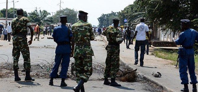 Burundi'de İktidar Partisinin Yerel Lideri Öldürüldü