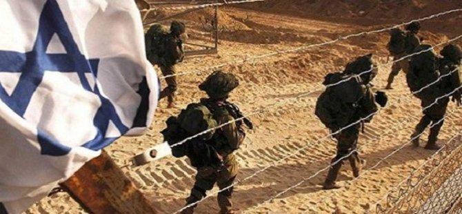 Siyonist İsrail'de 40 Filistinli Gözaltına Alındı