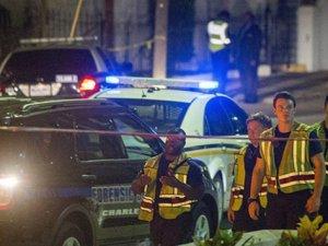 ABD'de Siyahilerin Gittiği Kiliseye Saldırı: 9 Ölü