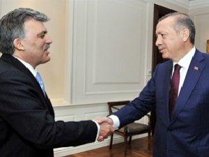 Erdoğan İle Gül TBMM'de Bir Araya Geldi