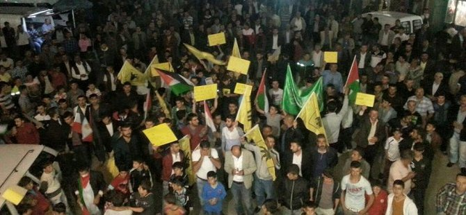 Sisi Cuntasının İdam Kararları Hasköy'de Protesto Edildi