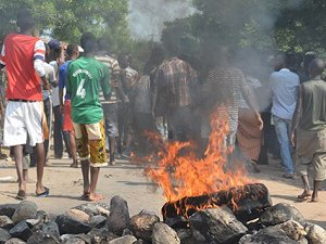 Burundi'de İç Savaş İddiaları
