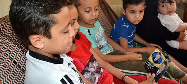 Suriyeli Yetimlerin 'Baba Özlemi'