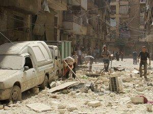 Esed Güçlerinden Halep'e Saldırı: 10 Ölü