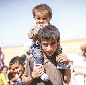 """Suriyeli Muhacirler Endişeli: """"Bizi Gönderecekler mi?"""""""