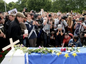 Almanya'da Avrupa'nın Sığınmacı Politikasına Protesto