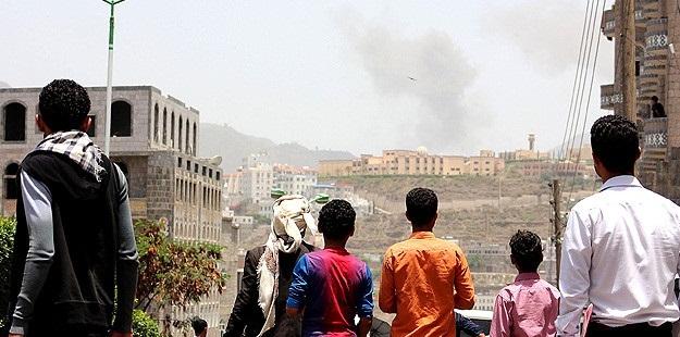 Yemen'de Halk Direnişi Güçlerinden Atak