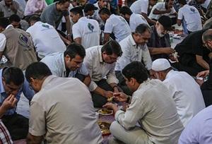 TİKA ve Diyanet İşleri Başkanlığı'ndan Gazze'de İftar