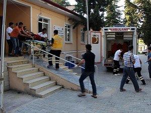Esed Rejimi Bayırbucak Türkmen Bölgesi'ne Saldırdı