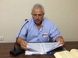 Amasya Özgür-Der'de Oruç Konusu İşlendi