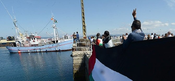 Uluslararası Topluma 'Gazze'ye Özgürlük Filosu' Çağrısı