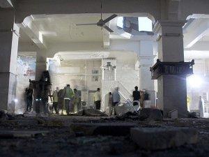 Akşam Namazı Kılarken Esed'in Varil Bombası İle Can Vermek!