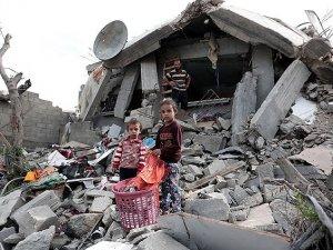 İKB Gazze'de Yıkılan 260 Evin İmarını Finanse Edecek