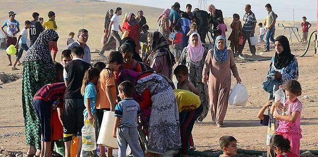 Irak'ta 3 Milyon Kişi Yerinden Edildi