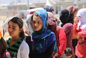 Irak'taki Suriyeli Sığınmacılar Evlerine Dönmek İstiyor
