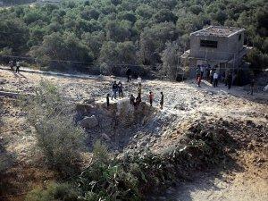 Siyonist İsrail Yine Gazze'ye Saldırdı