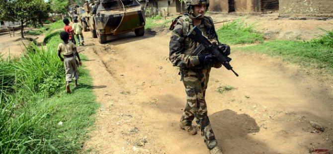 BM 'Barış' Değil 'Cinsel İstismar' Getirdi