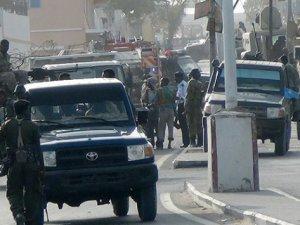 BAE Konvoyuna Somali'de Saldırı