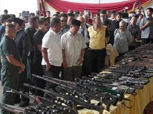 Filipinler'de Süreç Devam Ediyor