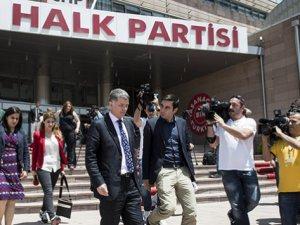 Kılıçdaroğlu İngiltere Büyükelçisi İle Görüştü