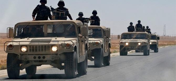 Suriye'den Ürdün'e Füze Düştü: 1 Ölü