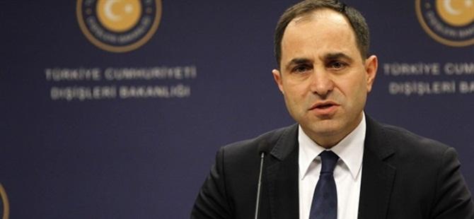 """""""Türkiye'nin NATO'dan Asker Talebi Yok"""""""