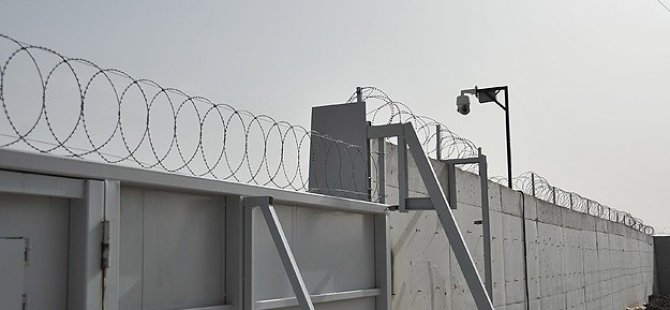 """Mürşitpınar'da Sınır Hattı """"24 Saat"""" İzleniyor"""