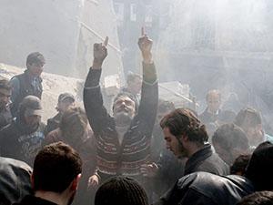 """""""Srebrenitsa'dan 20 Yıl Sonra Suriye"""""""