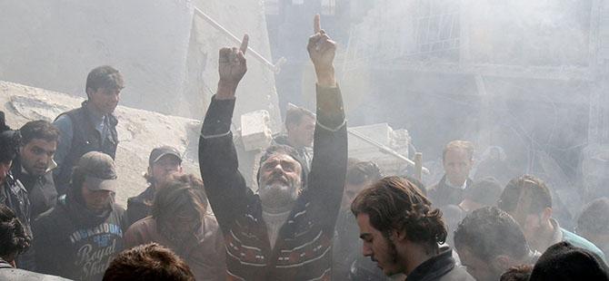 """""""Suriye, İnsanlık Vicdanında Bir Utanç ve Lekedir"""""""
