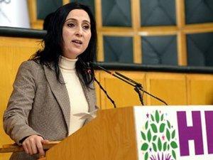 HDP'li Yüksekdağ Hakkındaki İddianame Kabul Edildi