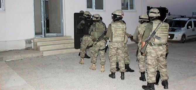 PKK Adına Sözde Mahkeme Kuran 6 Kişi Göz Altına Alındı