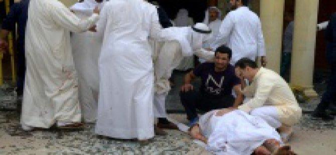 Kuveyt'te de IŞİD Katliamı