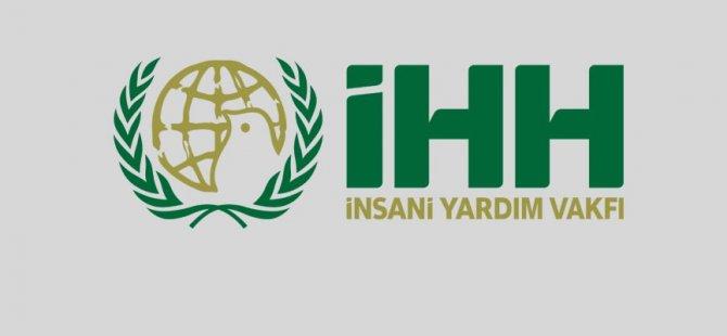 İHH'dan Siyonist İsrail ile Türkiye Görüşmesine Protesto