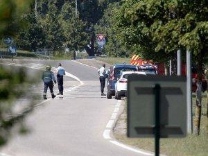 Fransa'daki Saldırı Zanlısı Kurbanın Çalışanı