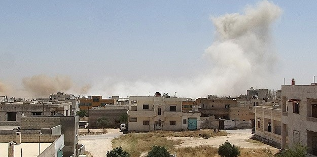 İdlib'de Bombalar Altında Ramazan