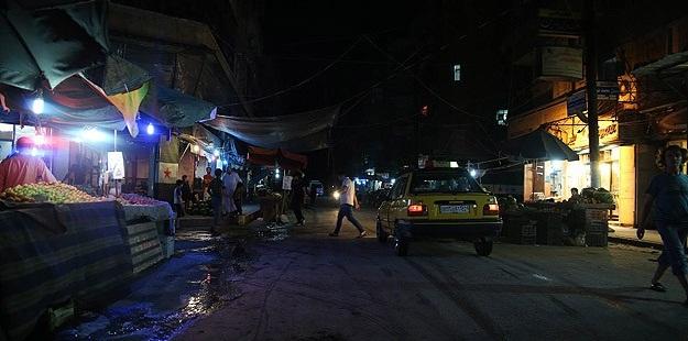 Halep Karanlığa Teslim