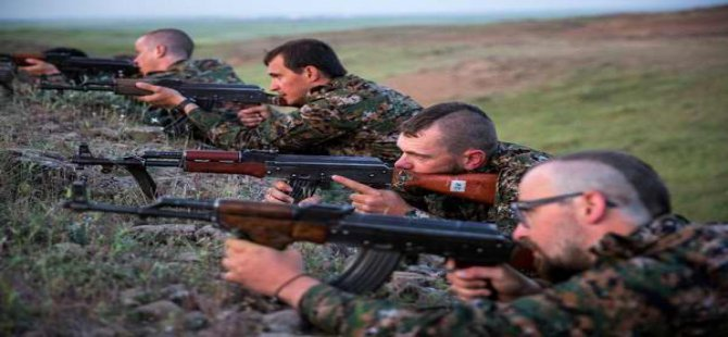YPG'nin Lejyonerleri: Savaşçı mı, Ajan mı?