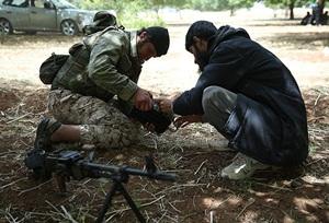 Şam'da 15 Esed Askeri Öldürüldü