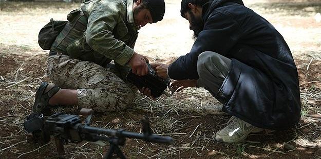 Direnişçiler 7 IŞİD Mensubunu Öldürdü